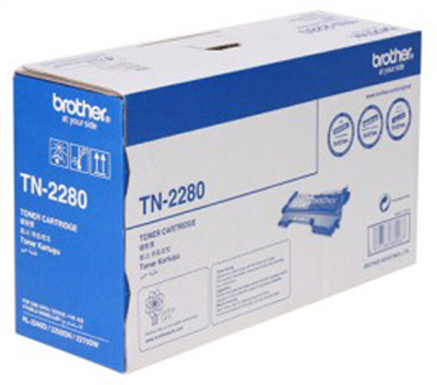 Mực in Brother TN 2280 Black Toner Cartridge (TN 2280)
