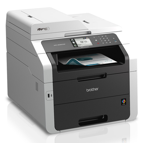 Máy in Brother MFC-9330CDW, In, Scan, Copy, Fax, Laser màu