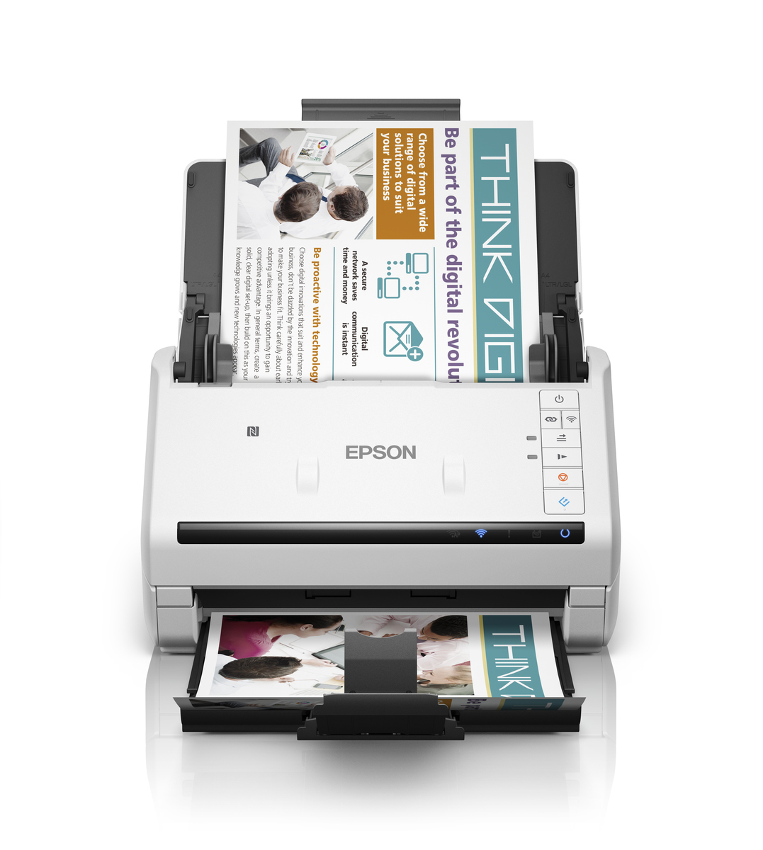 Máy Scan Epson WorkForce DS-570W