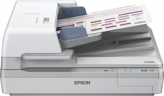 Máy Scan Epson WorkForce DS-60000
