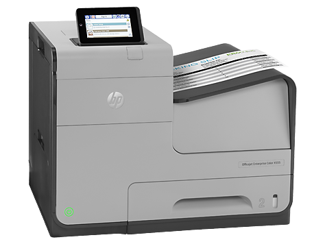 Máy in HP Officejet Enterprise Color X555dn, Duplex, Network, In phun màu (C2S11A)