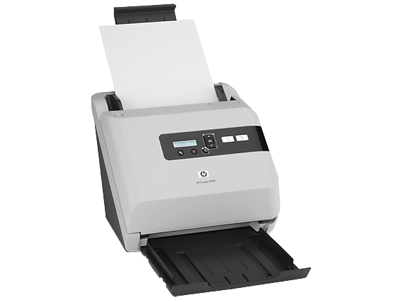 HP Scanjet 5000 Sheet feed Scanner (L2715A)