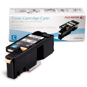 Mực in Xerox DocuPrint CP205, Cyan Toner Cartridge (CT201592)